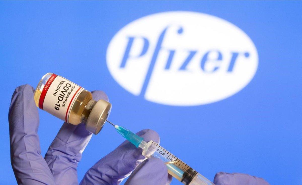 EEUU, a punto de aprobar la vacuna de Pfizer y BioNTech