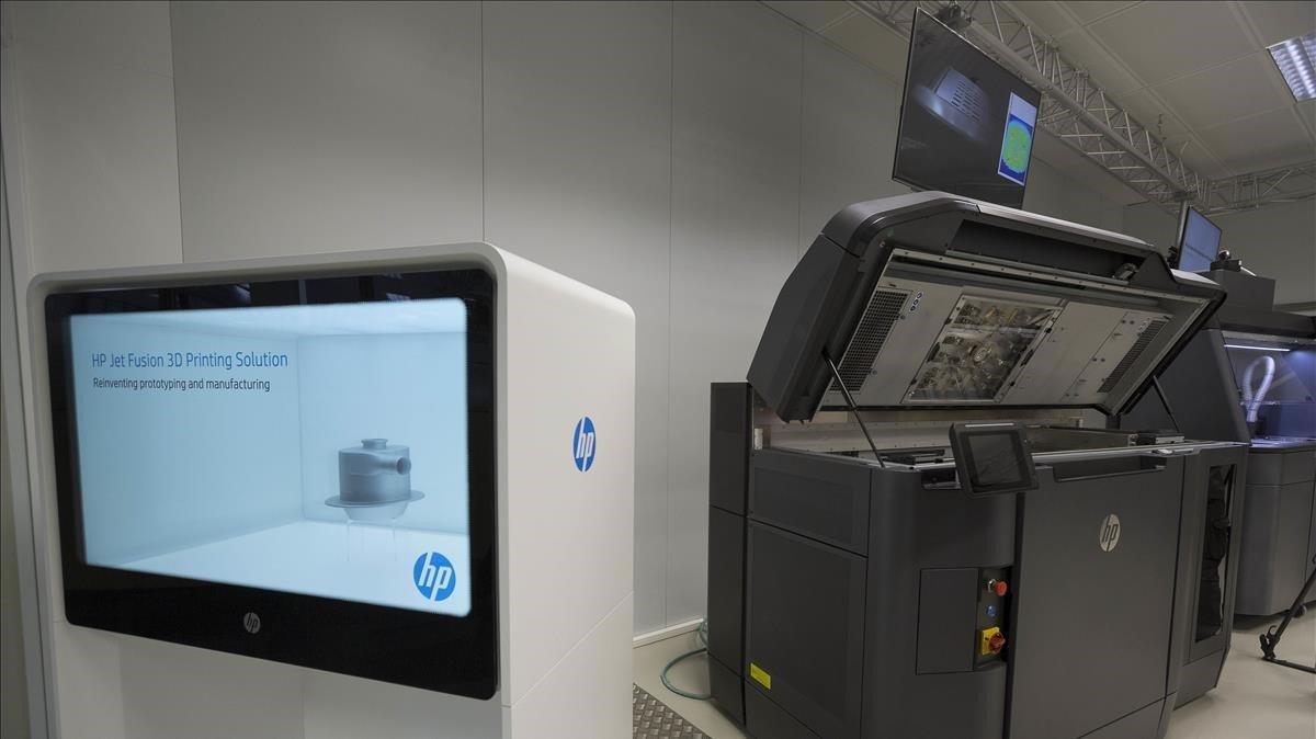 Un municipi càntabre ofereix impressores 3D per fer respiradors artificials