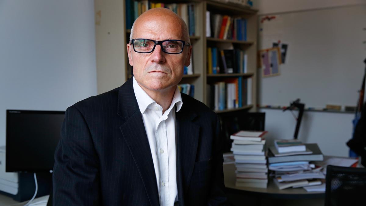 José García Montalvo, catedrático del Departamento de Economía y Empresa de la Universitat Pompeu Fabra (UPF).