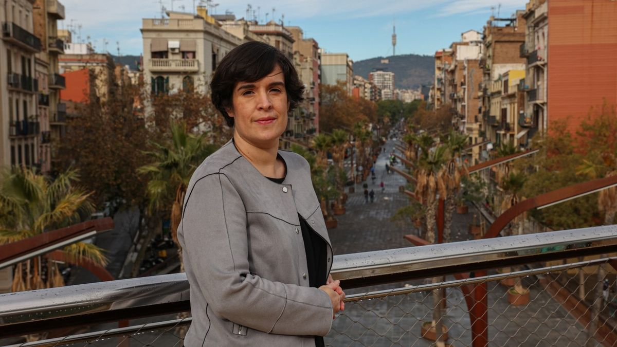 Carina Lopes, responsable del think tank de Digital Future Society.