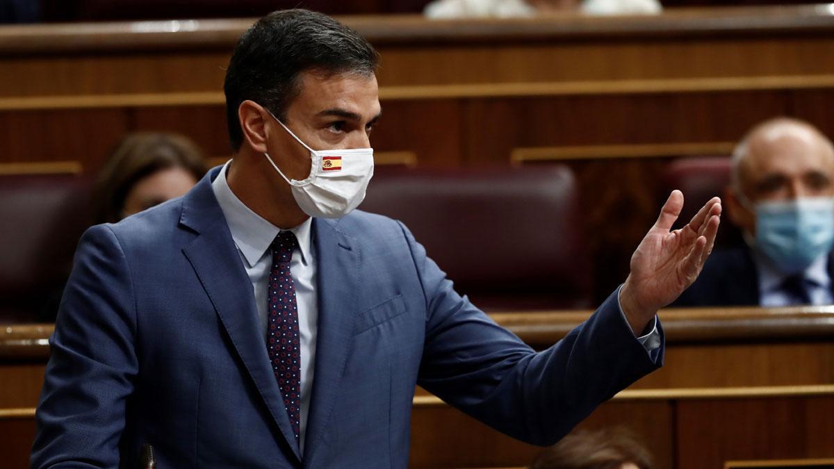 Sánchez acusa al PP de convertirse en partido antisistema por bloquear el CGPJ.