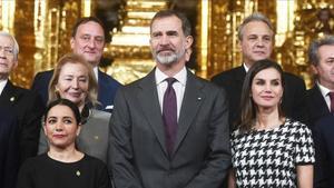 El rey Felipe VI ensalza el papel del arte y la cultura como elementos de unión