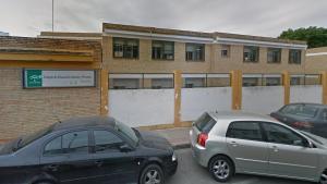 El Colegio de Educación Infantil y Primaria Cervantes,de Dos Hermanas.