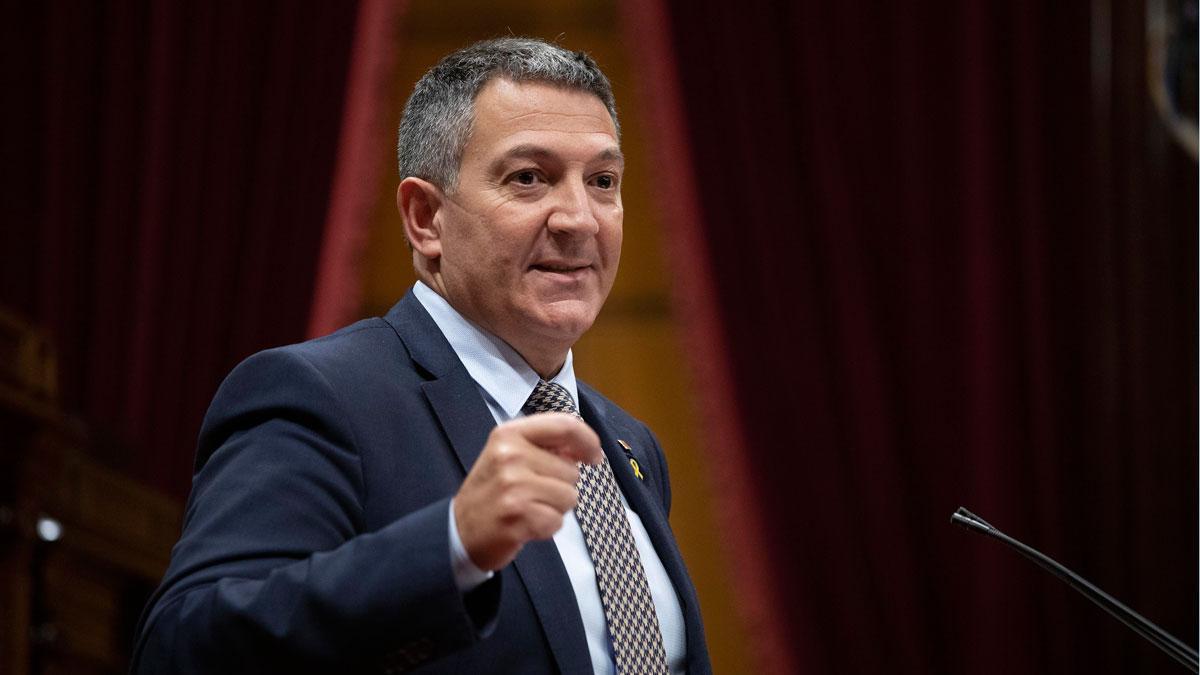 El 'conseller' de Interior, Miquel Sàmper