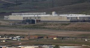 Edificio donde se almacenan datos de la Agencia Nacional de Seguridad (NSA), cerca de Salt Lake City, en Utah.