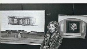 Mor Edith Sommer, l'artista autèntica que va superar la falsedat