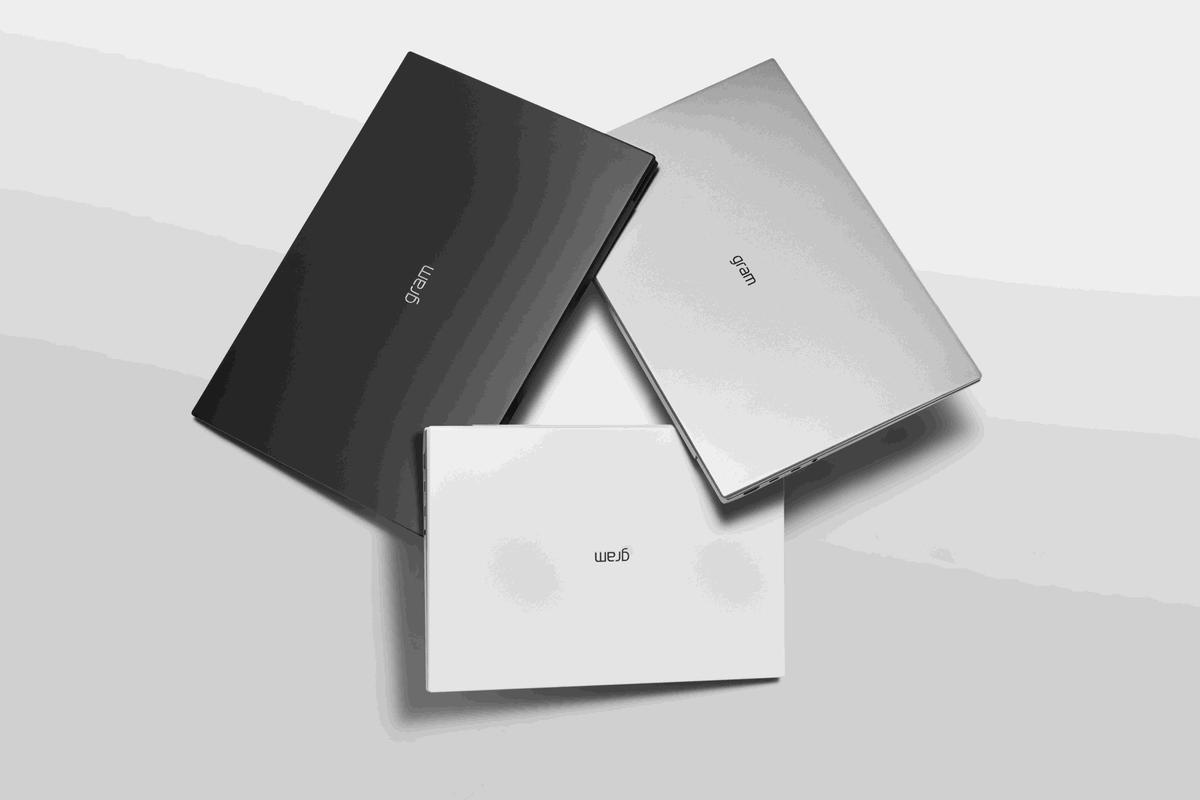 Nuevos portátiles LG.