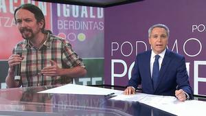 Continua la tensió entre Podem i Vicente Vallés, que llança un nou dard a Pablo Iglesias