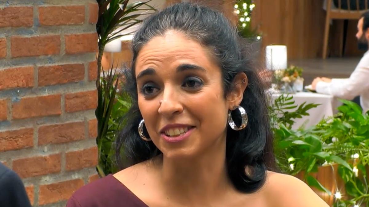 L'Elena desmunta els prejudicis sobre la gent de Vallecas a 'First Dates': «No tots som de famílies desestructurades»