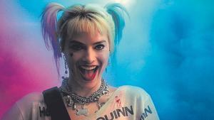 El personaje de Harley Quinn, interpretado por Margot Robbie, en la película 'Aves de Presa' (2020)