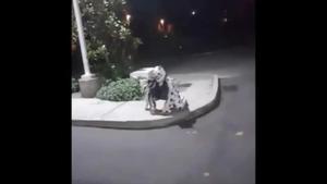 Vídeos de avistamientos de 'payasos terroríficos'.