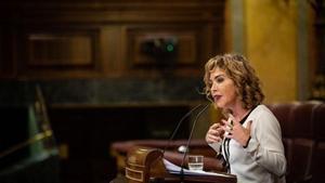 La diputada de Ciutadans Marta Martín també deixa el partit i renuncia a l'acta en el Congrés