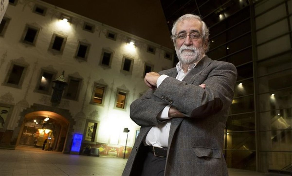 Vicenç Villatoro, director del Centre de Cultura Contemporània de Barcelona, que dirige desde el 2014.