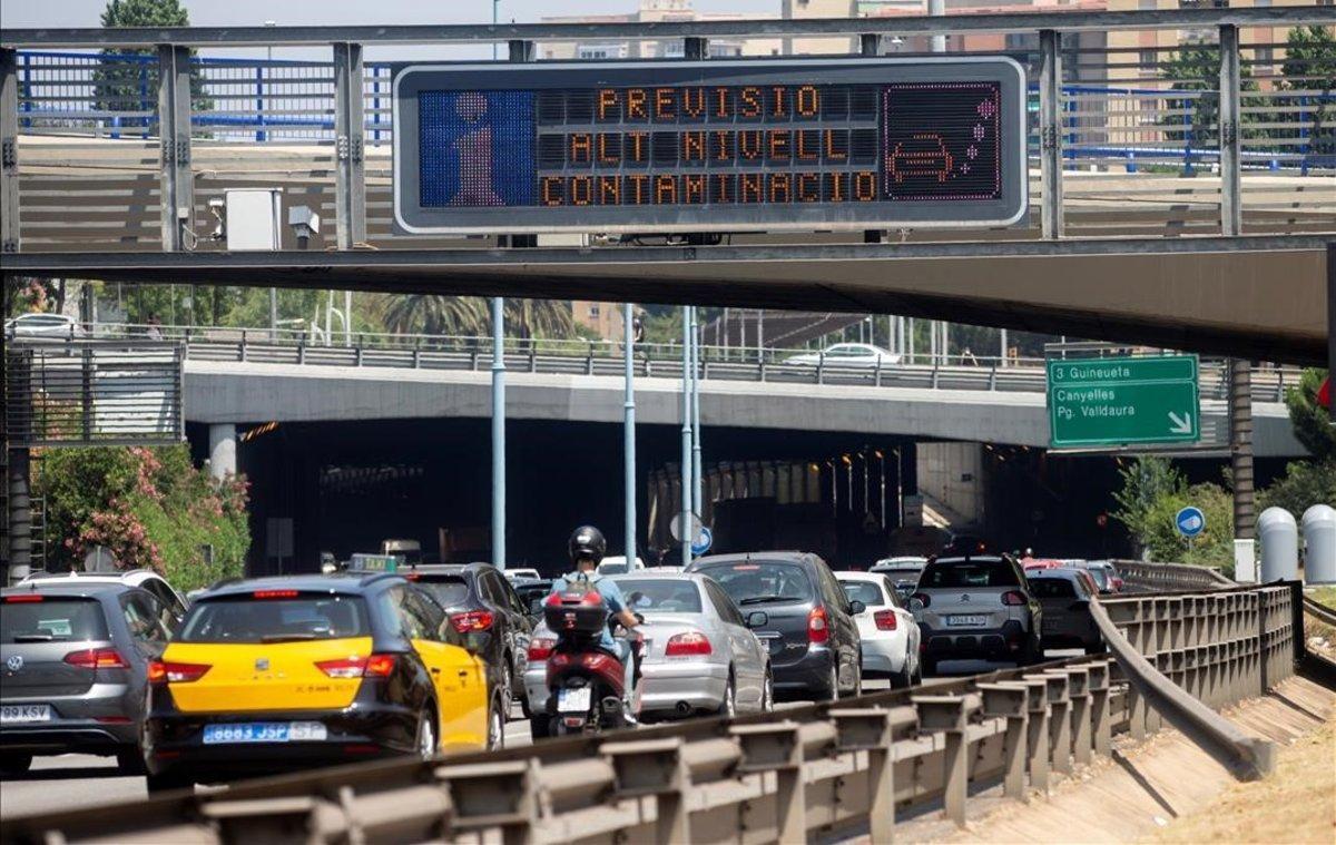 Brussel·les formalitza la denúncia contra Espanya per contaminació