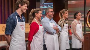 Ainhoa Arteta, Flo, Josie, Nicolás Coronado y Raquel Meroño luchan esta noche por ganar 'Masterchef Celebrity 5'