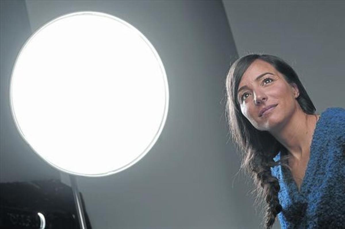 La periodista Laia Servera, presentadora del 'Info K' del Super 3.