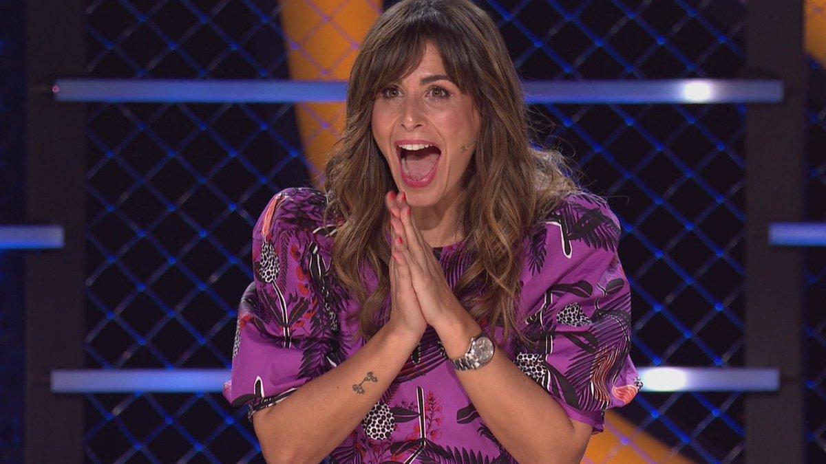 Nuria Roca en 'Mask singer'