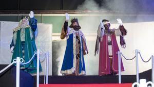 Reyes Magos en Gavà