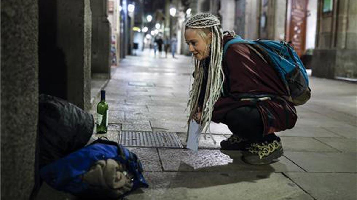 Viure al carrer i salut mental: el repte impossible