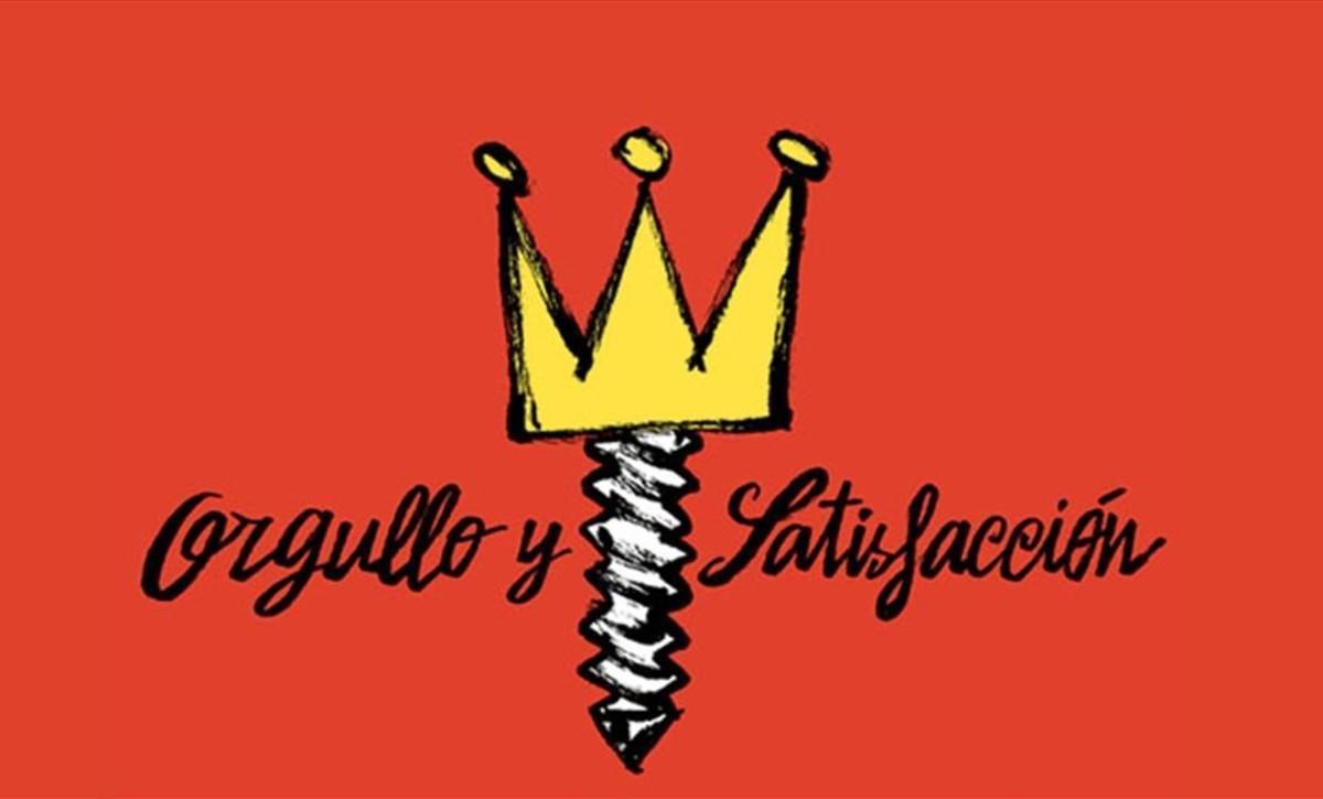 Logo de larevista digital 'Orgullo y satisfacción', premiada con el Junceda de honor.