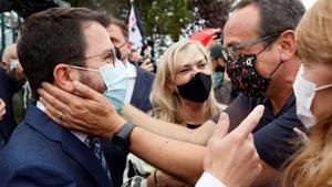 Rull diu que el Govern els va indultar per evitar una «estirada d'orelles» d'Europa