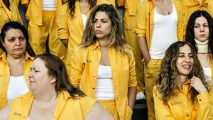 Decepción entre los fans por la breve aparición de Miriam Rodríguez en 'Vis a vis'