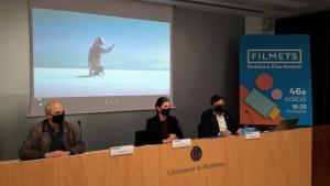 Presentación de la 46ª edición del festival Filmets.