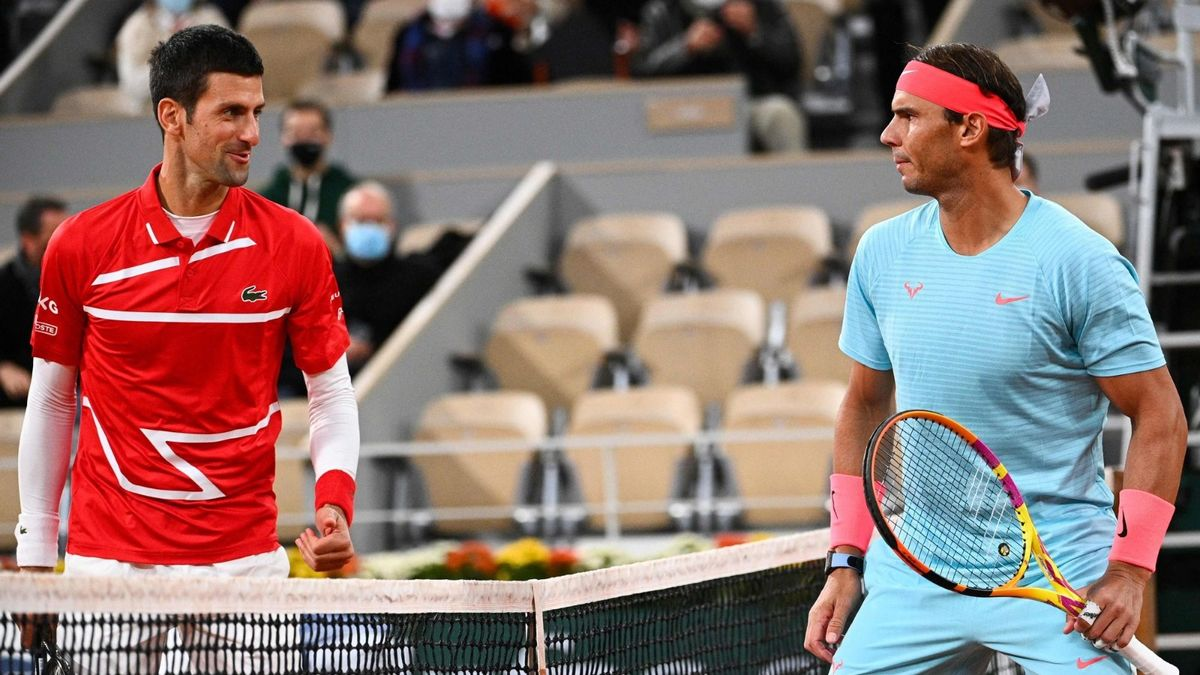 Nadal-Djokovic, desafiament de supervivents nats a semifinals de Roland Garros