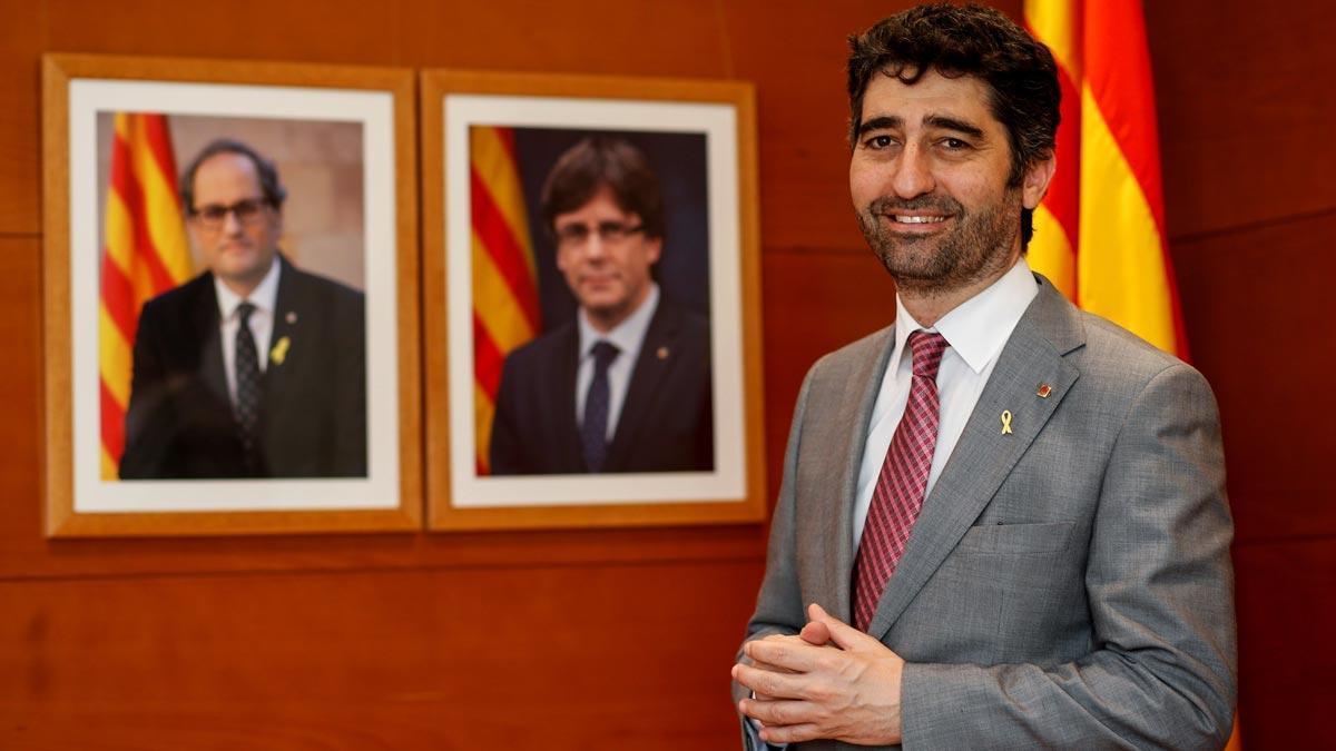 La Generalitat permetrà als funcionaris treballar el Dia de la Hispanitat i el de la Constitució