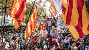 Catalunya vol un canvi i líders a l'altura