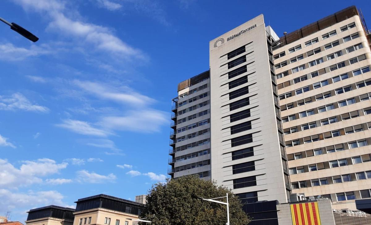 El hospital MútuaTerrassa