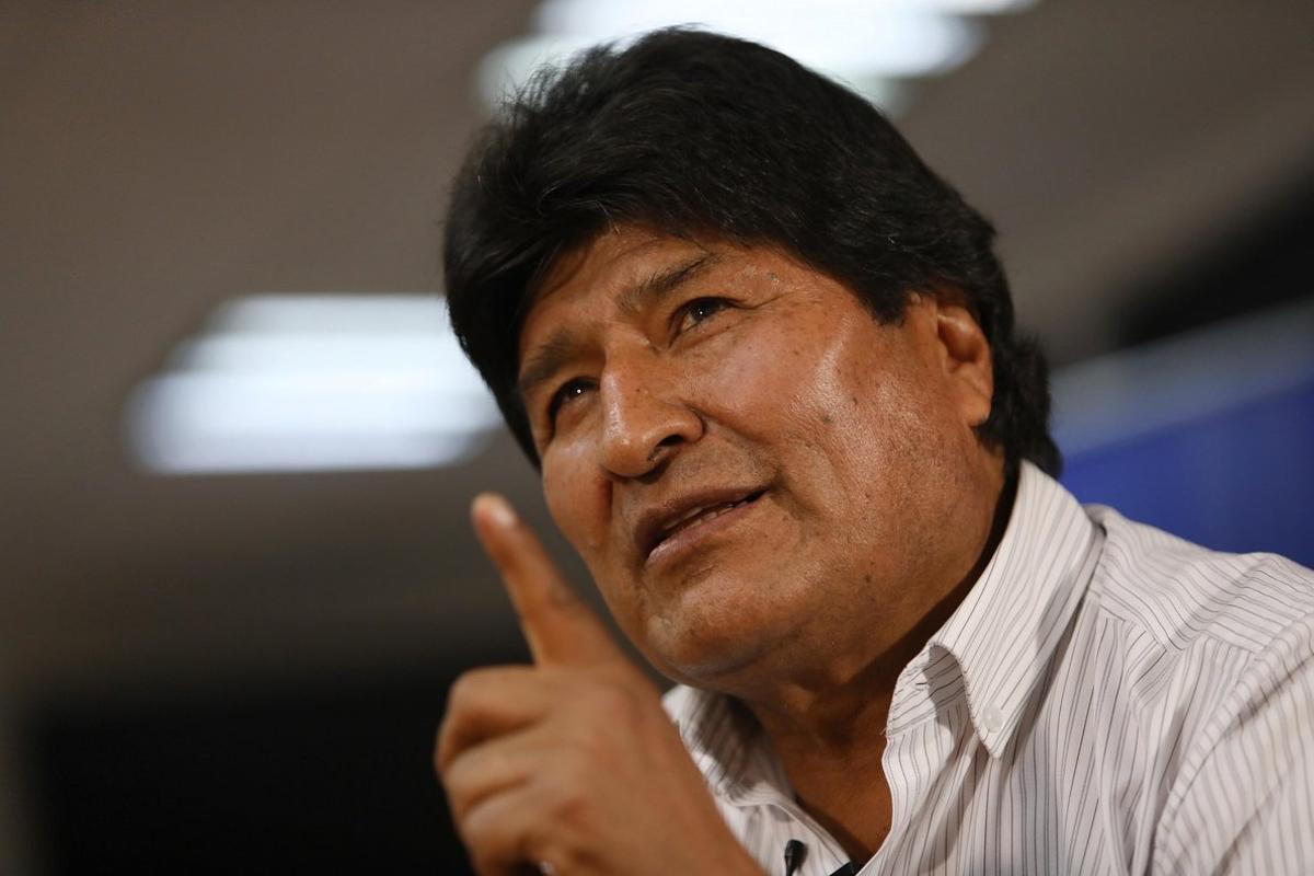 Morales consideró que el presidente de la OEA, Luis Almagro, es un instrumento de Estados Unidos.