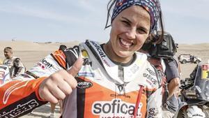 La catalana Laia Sanz será una de las participantes del Dakar 2020.
