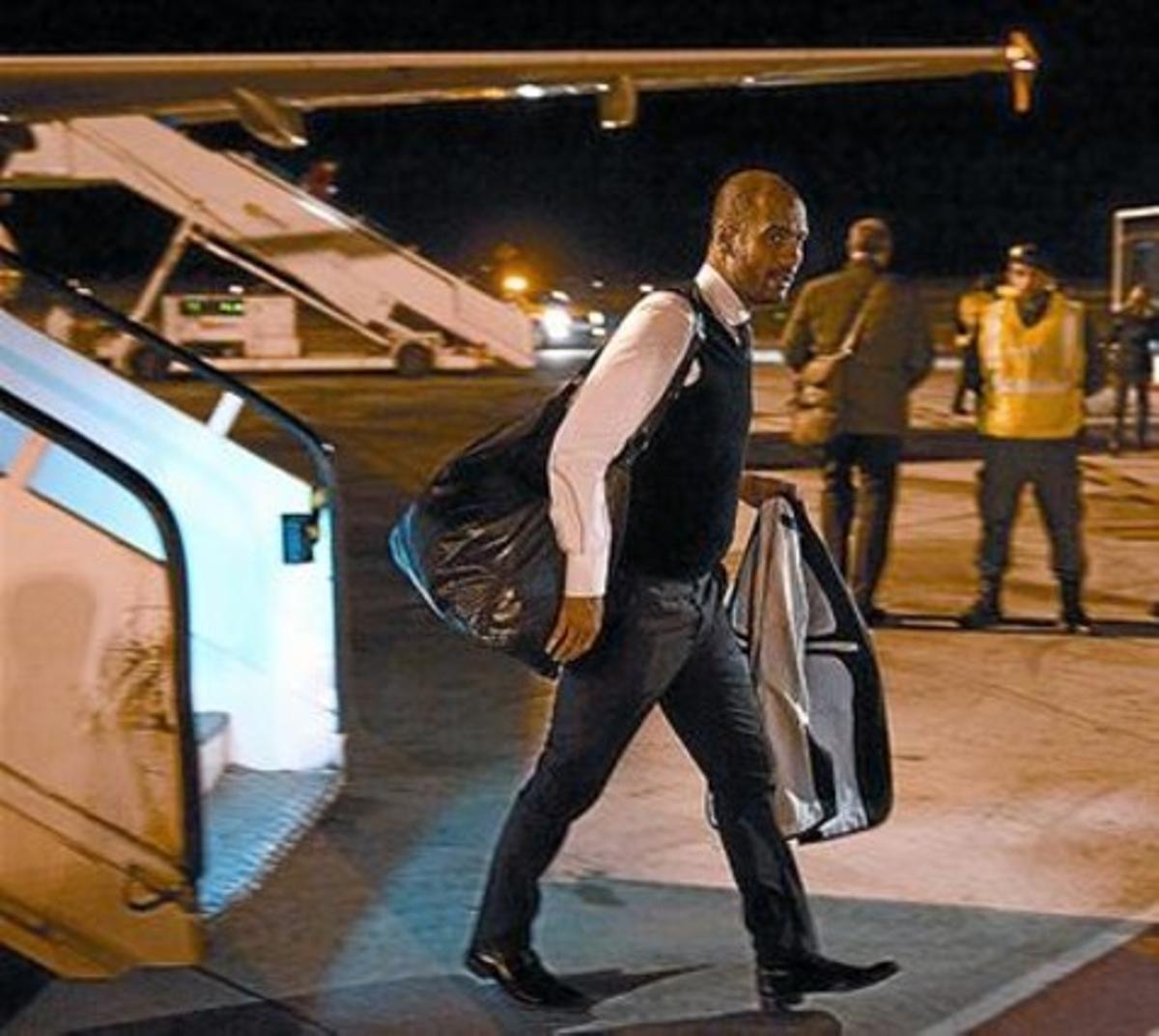 Última semana 8 Guardiola, de regreso de Almería, el sábado.