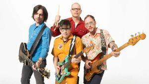 Weezer, la banda norteamericana de rock alternativo liderada por Rivers Cuomo.