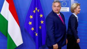 Els líders de la UE pressionaran avui Orban perquè retiri la llei que discrimina els LGTBIQ