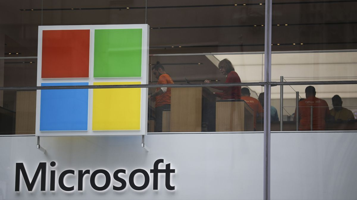 Tienda de Microsoft en la Quinta Avenida de Nueva York.