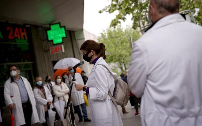 Seguridad Nacional pide más médicos en la pública