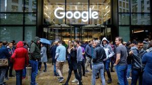 Sede de Google en el Reino Unido, en Londres.