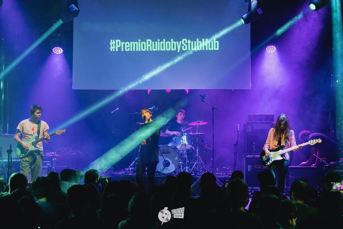 Última edición de 'Premios Ruido' de enero de 2019, en Sala But