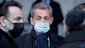Sarkozy seu de nou a la banqueta acusat de finançament il·legal de campanya