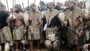 Misuzulu Zulu, nuevo rey de los zulúes en Sudáfrica