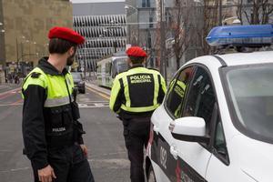 Policies multen policies a Bilbao