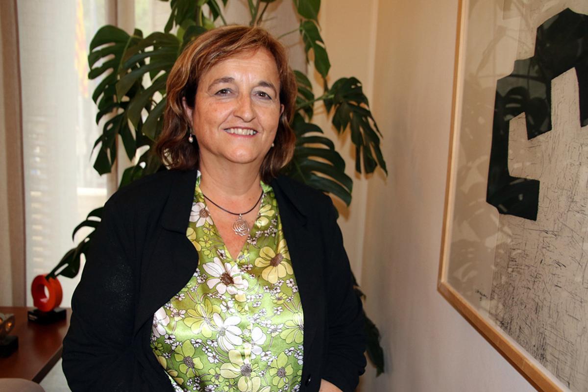 """La nova síndica de Sant Boi: """"Una altra mirada"""" a la institució per a aquest 2017"""
