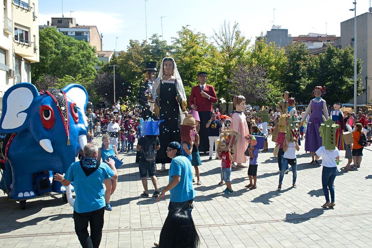 Rubí celebrarà la Festa Major Petita de Sant Roc amb propostes de «petit format»
