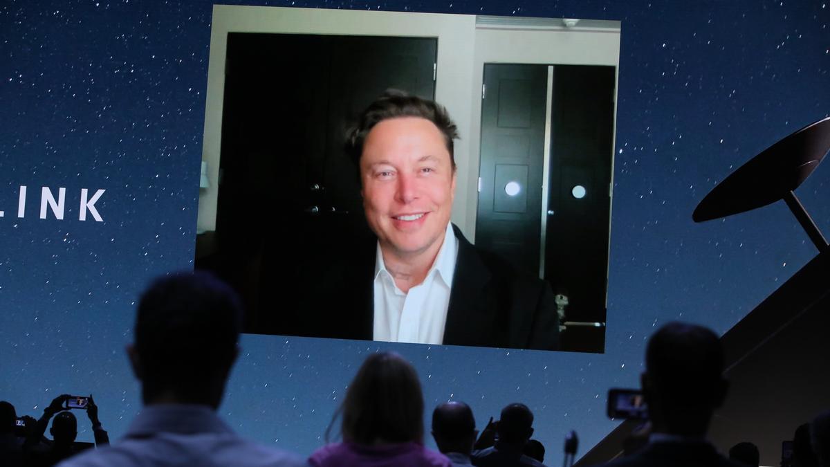 Elon Musk en el MWC