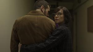 Mario Casas y Aura Garrido en 'El inocente'.