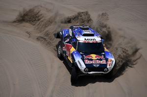Així els va anar als espanyols la sisena etapa del ral·li Dakar al Perú