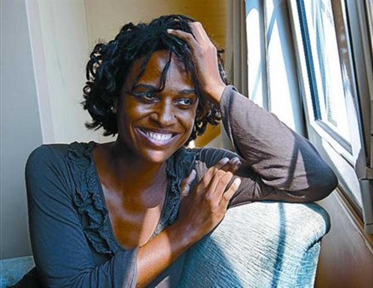 Krystel Nyami: «Supe qué es 'pertenecer a' en Camerún»