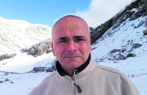 El investigador Pere Bover